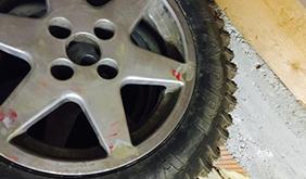 Nove in rabljene zimske pnevmatike Taki/Lappi - Slika 3