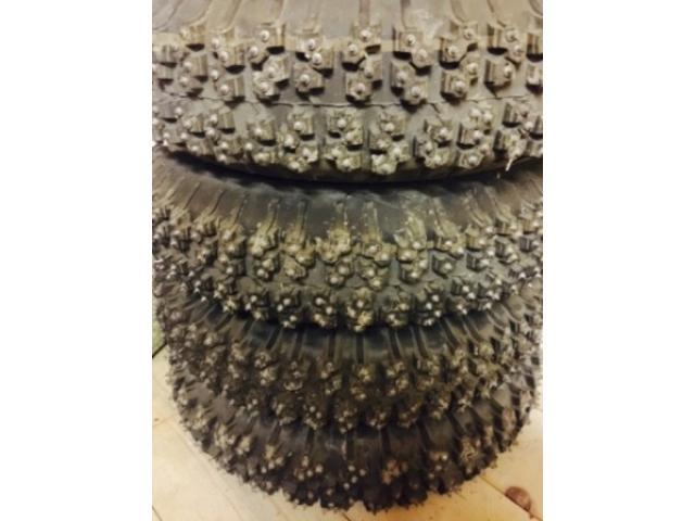 Nove in rabljene zimske pnevmatike Taki/Lappi - 4