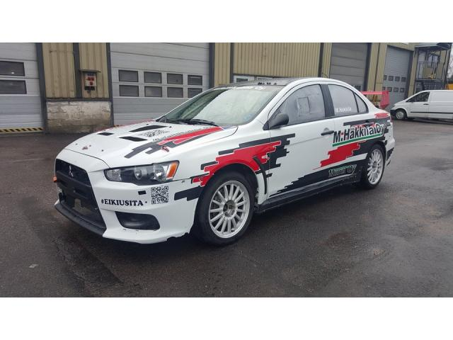 Mitsubishi Lancer Evolution X - R4 / Proto cars - Racemarket | worldwide  racing marketplace