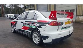 Mitsubishi Lancer Evolution X - Foto 3