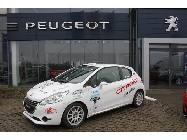 Peugeot 208 R2 i Citroen C2R2 Max za iznajmljivanje - 4