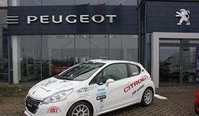 Peugeot 208 R2 i Citroen C2R2 Max za iznajmljivanje - Slike 4