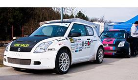 Suzuki Swift S1600 RallyCross or Rally