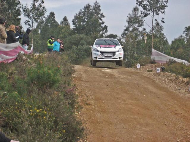 Peugeot 208 R2 noleggio Azzorre e Madeira Noleggio auto da rally Portugal