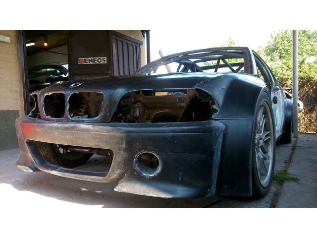 BMW E46 M3 Body Kit - 1