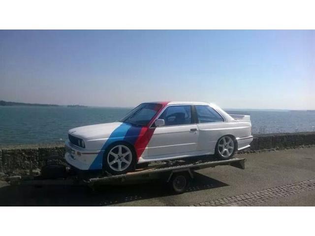 BMW E30 M3 karoseria Kit - 1