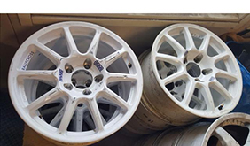 MINI / BMW Rallycross / Rally tarmac rims 16pc